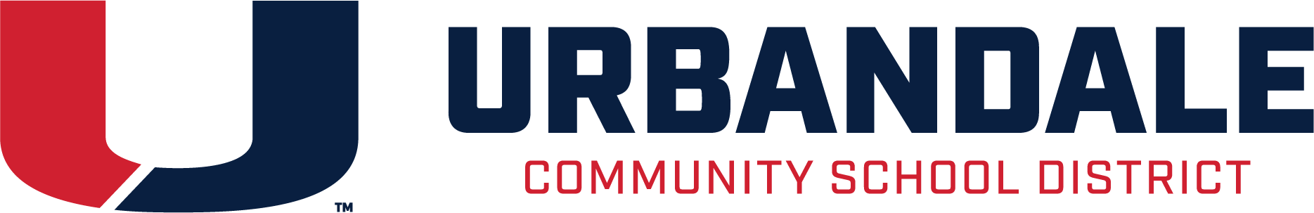 Urbandale Community School District logo