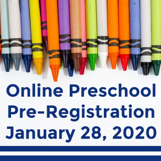 Preschool Pre Registration 2020 21