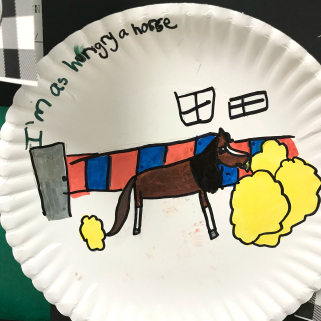 Hungry as a Horse Gr 3 RG news